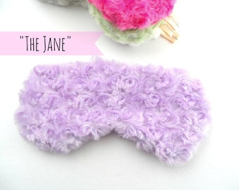 Minky 'Jane' eyemask in color of choice