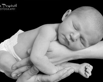 New Born Baby Photography - Fine Art Photography Modern Wall Art in Various Sizes 8x10, 8x12, 11x14, 12x18, 16x20, 16x24