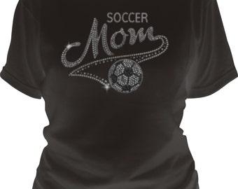 Soccer Mom Sequin T-Shirt