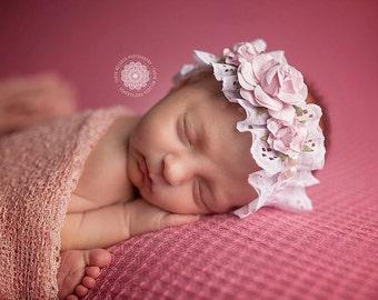 The Pinked Princess Headband or Hair Clip