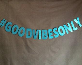 Party Banner/ Birthday Banner/ Room Decor Banner/ Glitter Banner