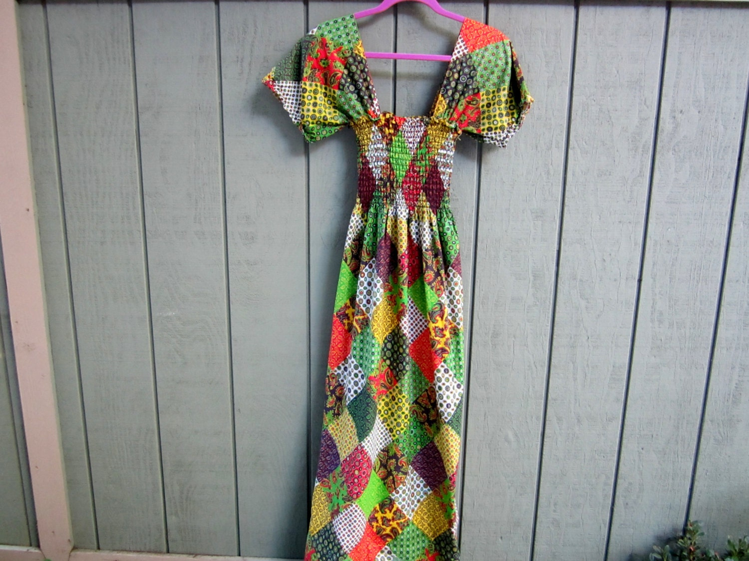 vintage 1960 s hippie clothing vintage 1960 s calico