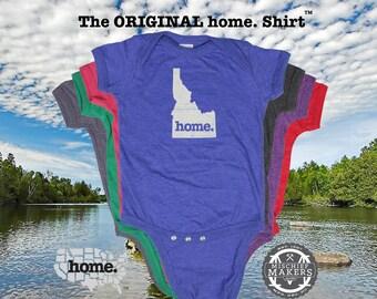 Idaho home Baby Bodysuit