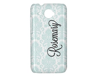 SALE-Personalized HTC Desire 601 Phone Case- Mix and Match Design