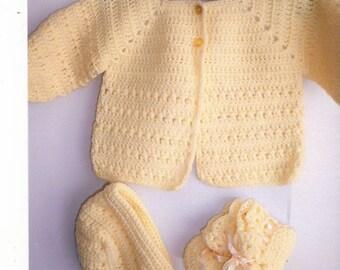 infants sweater set