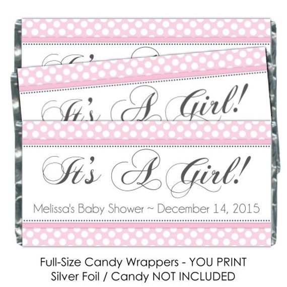 candy wrappers baby shower candy wrappers chocolate bar candy