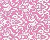Lock Smock- Pink Damask