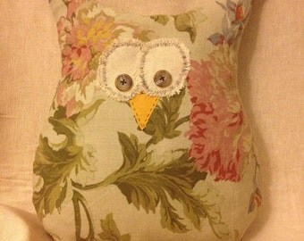 Owl Pal Pillow
