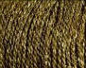 Elsebeth Lavold Silky Wool Yarn Color 53 - Bronzed Green On Sale! Regular item price is 10.00 per skein.