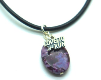 Jewelry for Runners, Marathoners and Athletes