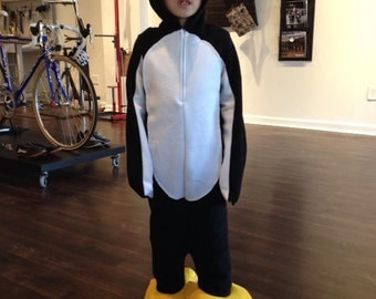 Custom made Halloween Costume- Penguin