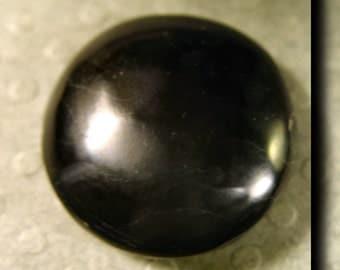 Black Agate  Designer Cabochon  Gemstone # 1006