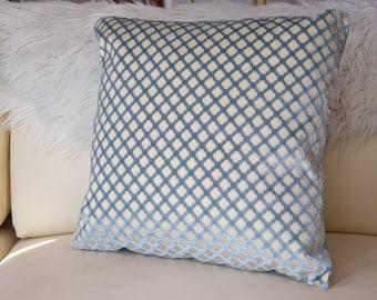 Art Deco Diamond Pillow