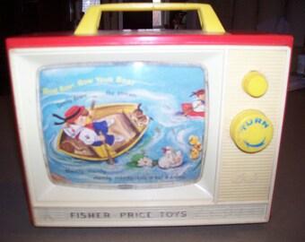 Fisher Price TV