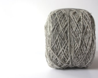 Spinning Yarns Weaving Tales - Origins 2  05 Silver Grey for  Weaving - Warp & Weft