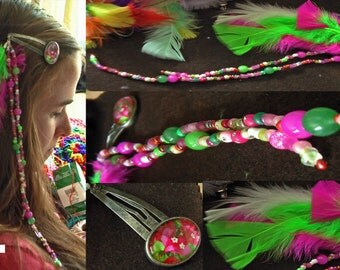 Hair Flair 4 Different Styles to Choose from.