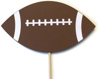 Photo Booth Props-Football- Super Bowl Photo Booth Prop