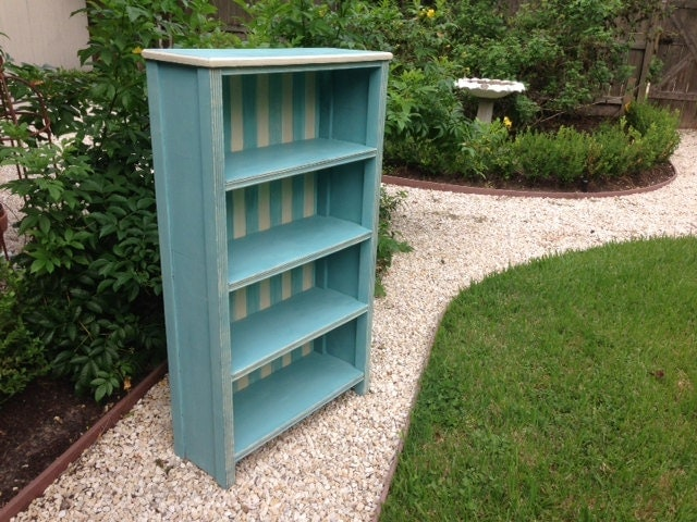 Painted Bookshelves Part - 31: Zoom. How To Paint A Wood Bookshelf