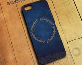 Script Ring Lord of the Rings Cute iPhone 5 Case CP01