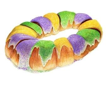 King Cake Clip Art : Gras Clip Art Cake Ideas and Designs