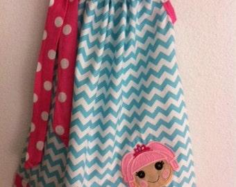 lalaloopsy jewel pillowcase dress
