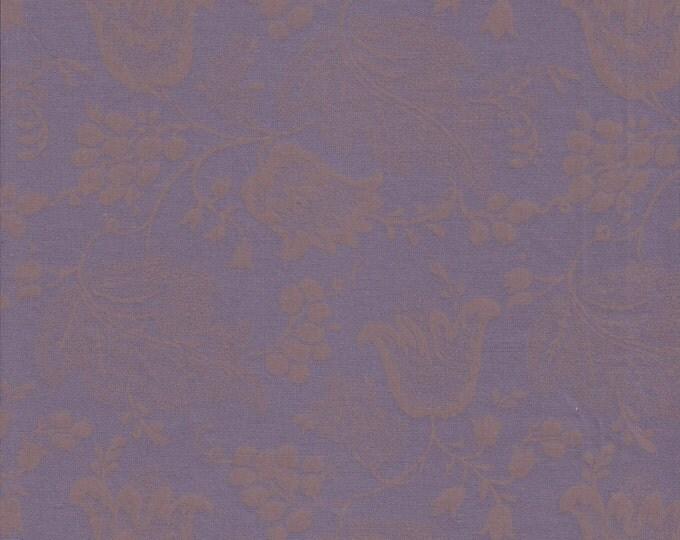 Dutch Chintz - Purple - Ton sur Ton FQ