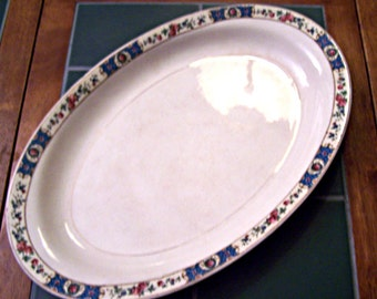 Vintage Homer Laughlin Serving Platter