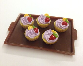 Sweet Cabochon - Cupcake20pcs -  LOT235
