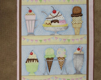 Per Panel, Ice Cream Fabric  Whats the Scoop From SPX