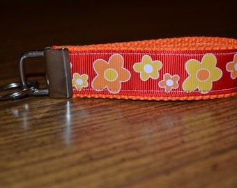 SALE! Summer Flowers Keychain
