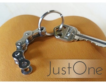 Bicycle Chain Keyring