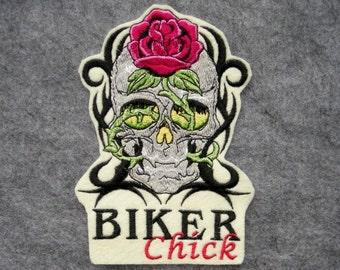 Popular items for biker chick on etsy for Biker chick tattoos