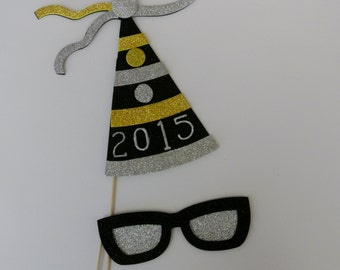 Popular items for new year photo booth on Etsy