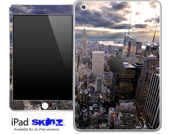New York View Skin for the iPad Mini, iPad 1st, 2nd, 3rd or 4th Generation
