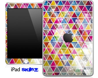 Wild Triangles Skin for the iPad Mini, iPad 1st, 2nd, 3rd or 4th Generation
