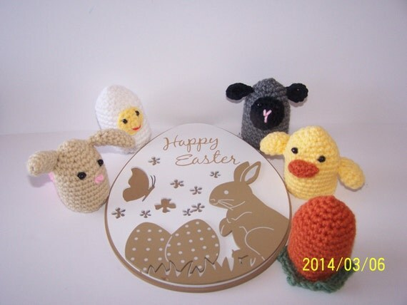 Easter Animals Egg Cozies Easter Wikii