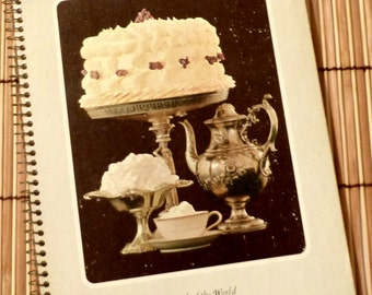 Vintage Cookbook Time Life Foods of the World Cook Book Vienna's Empire Recipes the Cooking of 1968