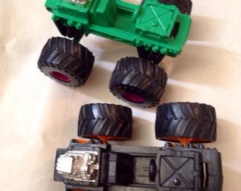 Vintage X2 Monster Trucks - 1993 SRO Motosports