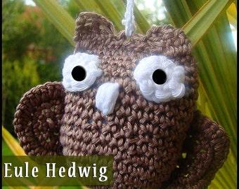 Amigurumi OWL Hedwig