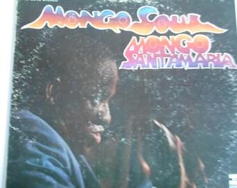 Mongo Santamaria- Mongo Soul-vinyl record