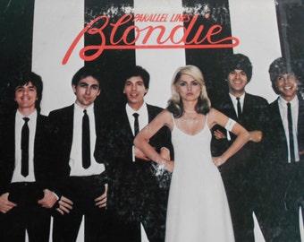Blondie - Parallel Lines - vinyl record