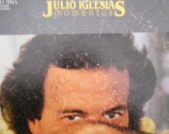 Julio Iglesias - Momentos - vinyl record