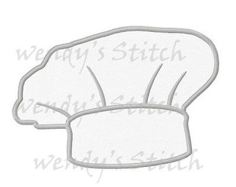Chef hat etsy for Printable chef hat template