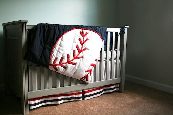 Grand Slam Comforter Baseball Theme Decor By Thetextileshop321