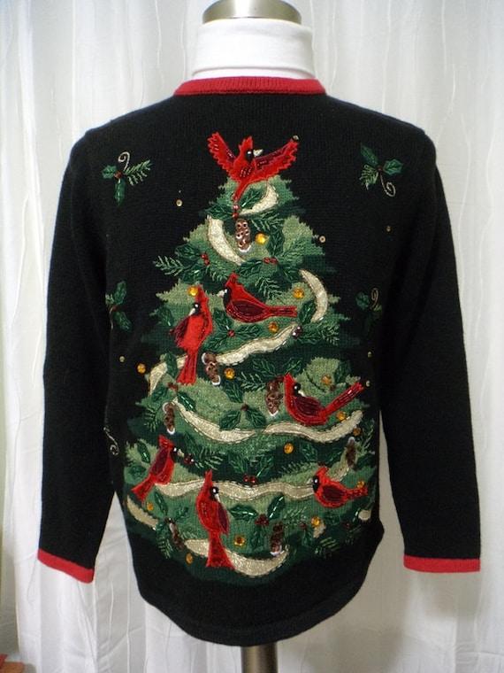 Christmas Tree Vintage Ornaments