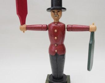 Decorative Standing Whirligig