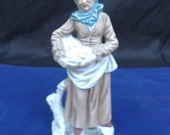 Vintage Ardco Grandmother Figurine