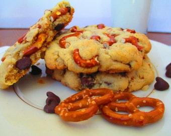 Salty n' Sweet Pretzel Cookie Mix