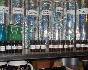 Lavender Musk Oil 2 dram vial