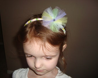 CLEARANCE Spring Pastel Headband, Ready to Ship!